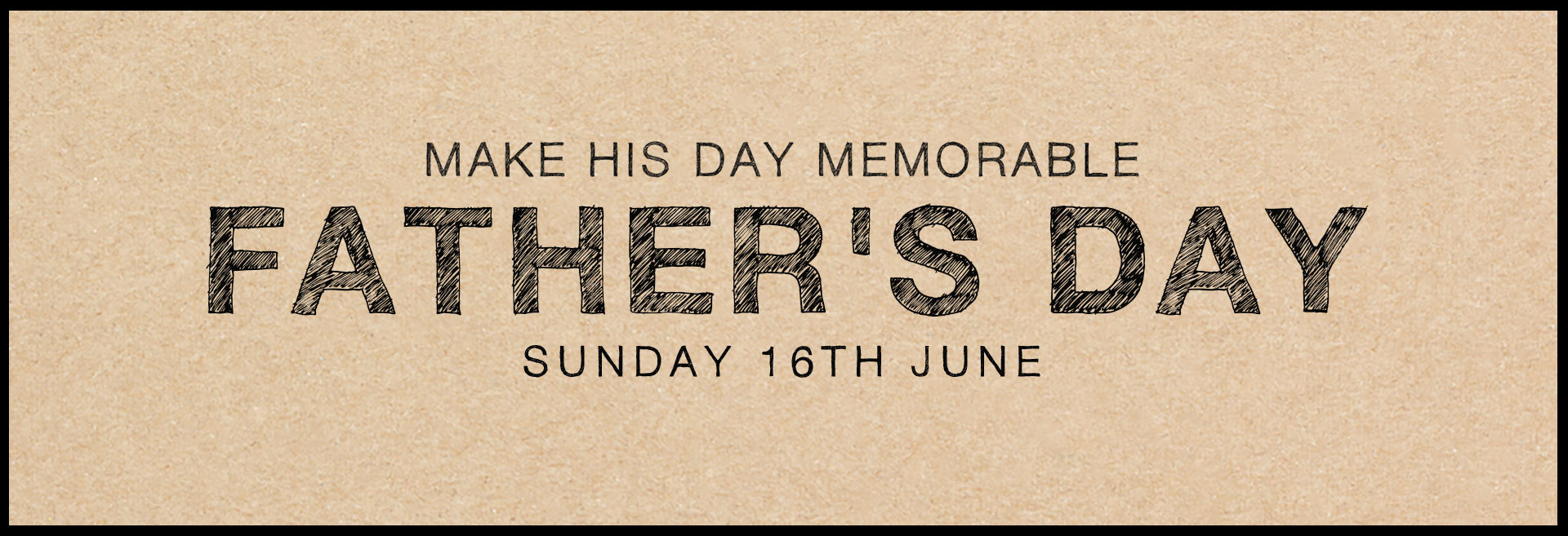 Father's Day at The Maid Of Muswell